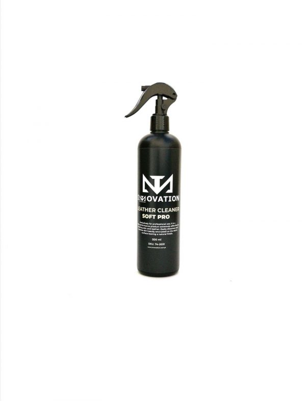 Leather Cleaner Soft Pro