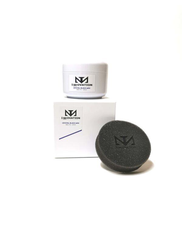 Crystal - Black Carnuba Wax
